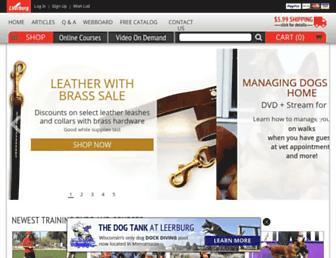 Thumbshot of Leerburg.com