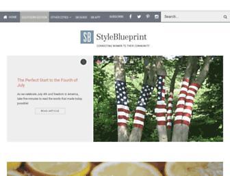 styleblueprint.com screenshot