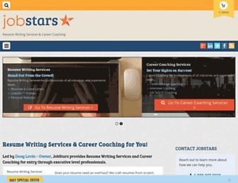 jobstars.com screenshot