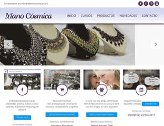 manocosmica.com screenshot