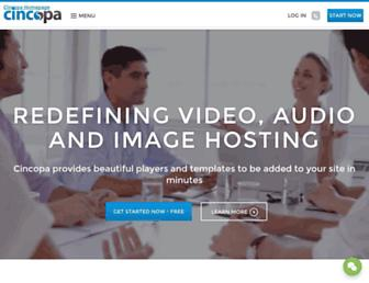 Thumbshot of Cincopa.com