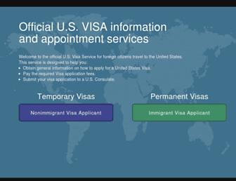Thumbshot of Usvisa-info.com
