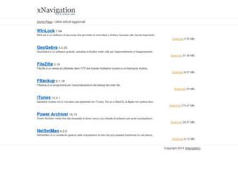g.xnavigation.net screenshot