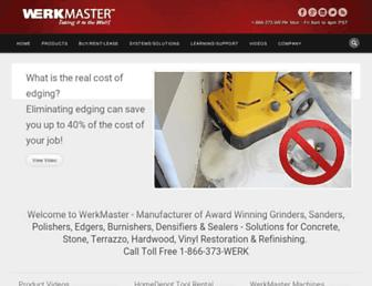 werkmaster.com screenshot