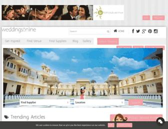 Thumbshot of Weddingsonline.in