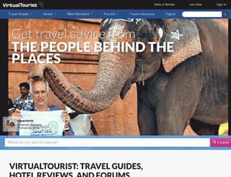 virtualtourist.com screenshot