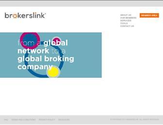 brokerslink.com screenshot