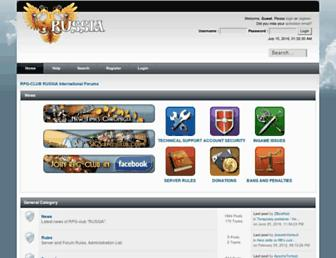forumen.rpg-club.com screenshot