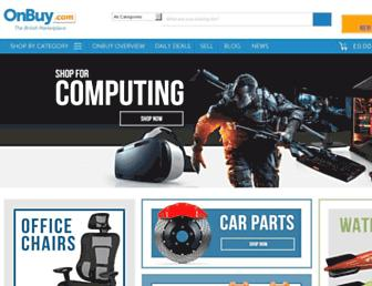onbuy.com screenshot