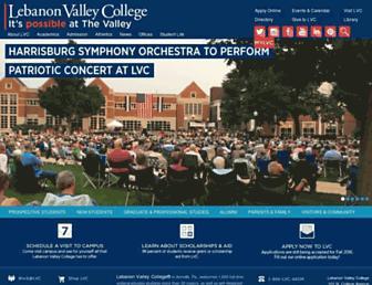 Thumbshot of Lvc.edu