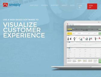 smaply.com screenshot