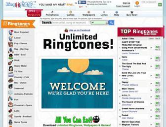 Thumbshot of Ringophone.com