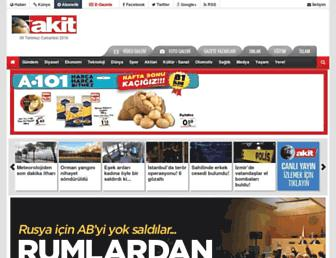 yeniakit.com.tr screenshot