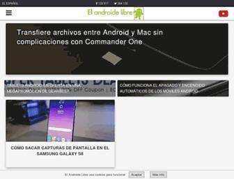 elandroidelibre.elespanol.com screenshot