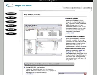 Thumbshot of Magiciso.com