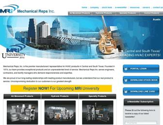 mechreps.com screenshot