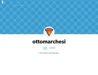 ottomarchesi.tumblr.com screenshot