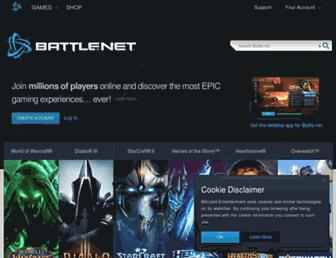 eu.battle.net screenshot