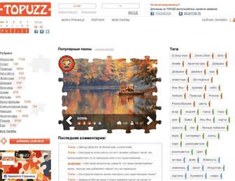 Thumbshot of Topuzz.com