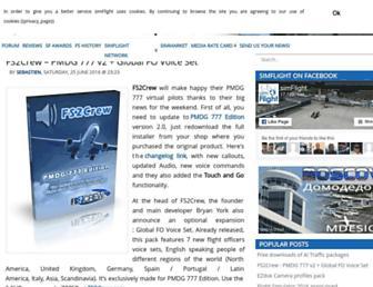 simflight.com screenshot