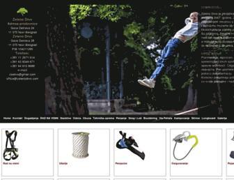 zelenodrvo.com screenshot