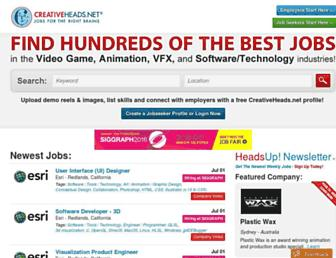 Thumbshot of Creativeheads.net