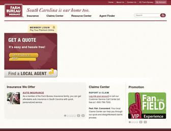 scfbins.com screenshot