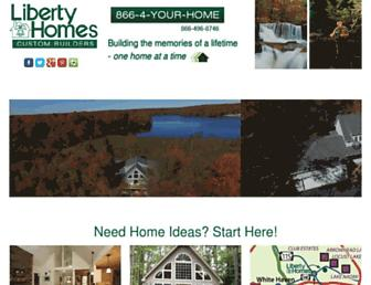 libertyhomespa.com screenshot