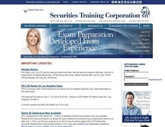 stcusa.com screenshot