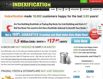 Thumbshot of Indexification.com