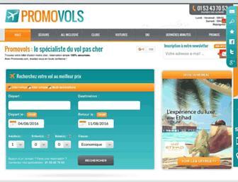 promovols.com screenshot