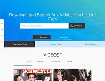 Thumbshot of Videograbber.net