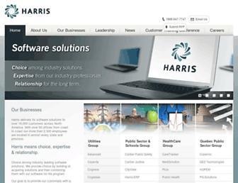 Thumbshot of Harriscomputer.com