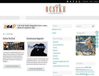 ocsike.com screenshot