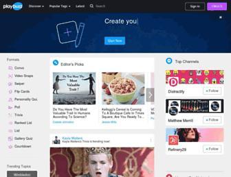 playbuzz.com screenshot