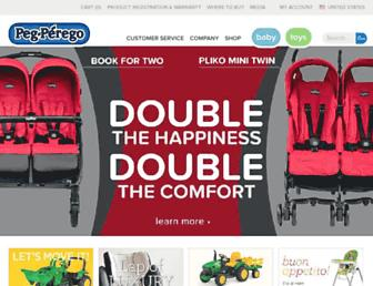 Thumbshot of Pegperego.com