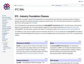 ifcwiki.org screenshot