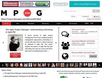 mpug.com screenshot