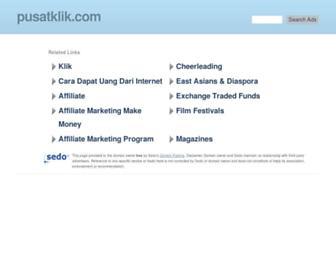 Thumbshot of Pusatklik.com