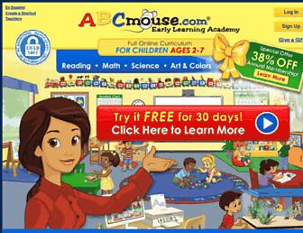 Thumbshot of Abcmouse.com