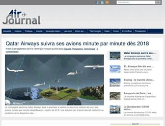 air-journal.fr screenshot