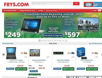 Thumbshot of Frys.com