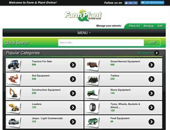 farmandplant.ie screenshot