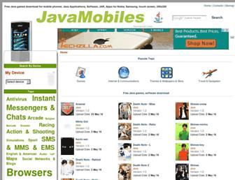 java-mobiles.com screenshot