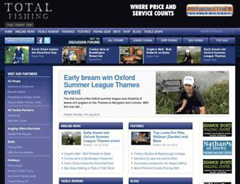 Thumbshot of Total-fishing.com