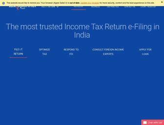 Thumbshot of Taxspanner.com