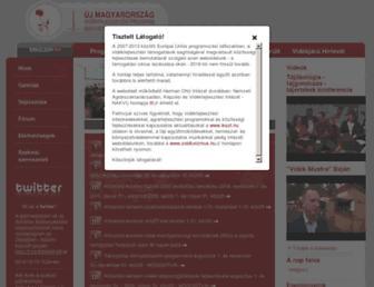 umvp.eu screenshot