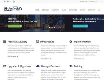 us-analytics.com screenshot