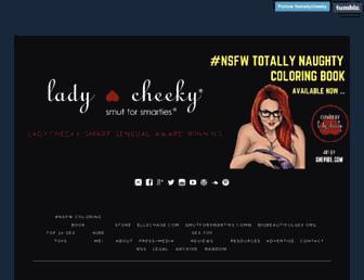 Thumbshot of Ladycheeky.com