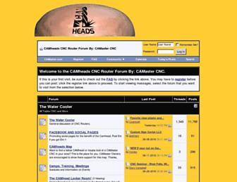 camheads.org screenshot